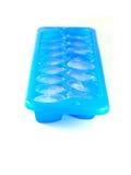 Bandeja do cubo de gelo Imagem de Stock