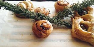 Bandeja, pão Foto de Stock