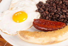 Bandeja paisa Stock Photography