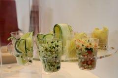 Bandeja vegetal Imagens de Stock