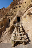 Bandelier National Monument Royalty Free Stock Photo
