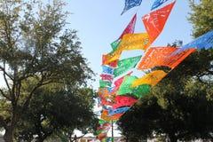 Banderín de la fiesta Imagen de archivo libre de regalías