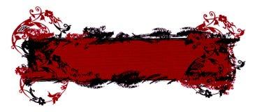 Bandera Foto de archivo