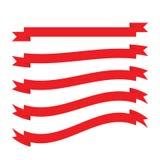 bandera stock de ilustración