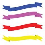 bandera ilustración del vector