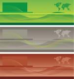 Bandera Imagenes de archivo
