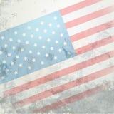 Bandera americana libre illustration