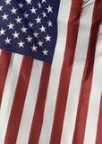Bandera americana que representa a las barras y estrellas como fondo imagen de archivo libre de regalías