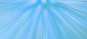 Bandera azul radiante Fotos de archivo libres de regalías