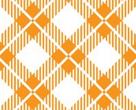 Bandera a cuadros roja y blanca del mantel Texturice para: tela escocesa, manteles, camisas, vestidos, papel, lecho, mantas, edre stock de ilustración