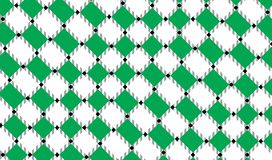 Bandera a cuadros verde y blanca del mantel Texturice para: tela escocesa, manteles, ropa, camisas, vestidos, papel, lecho, manta libre illustration