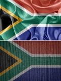 Bandera de África Fotografía de archivo libre de regalías