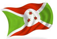 Bandera de Burundi libre illustration