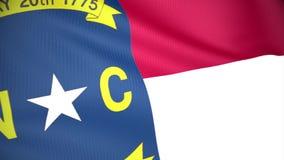Bandera de Carolina del Norte libre illustration