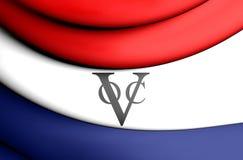Bandera de Dutch East la India Company libre illustration