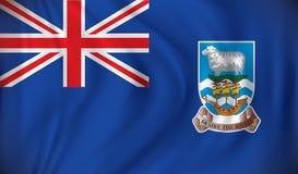 Bandera de Falkland Islands libre illustration