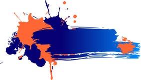 Bandera de Grunge libre illustration
