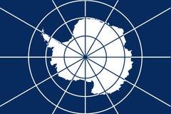Bandera de la Antártida