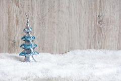 Bandera de la Navidad o del Año Nuevo Antecedentes del árbol de navidad Foto de archivo