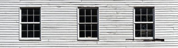 Bandera de la ventana Fotografía de archivo libre de regalías