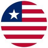 Bandera de Liberia - la República de Liberia libre illustration