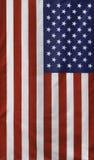 Bandera de los E.E.U.U. Fotos de archivo