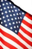 Bandera de los E.E.U.U. Imágenes de archivo libres de regalías