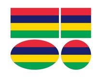 Bandera de Mauricio - la República de Mauricio