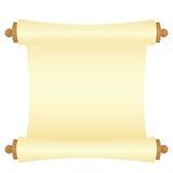 Bandera de papel vieja Fotos de archivo