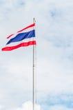 Bandera de Tailandia Fotografía de archivo libre de regalías