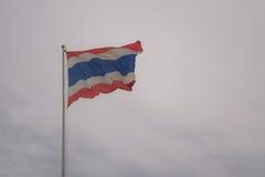 Bandera de Tailandia Foto de archivo