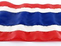 Bandera de Tailandia Fotografía de archivo