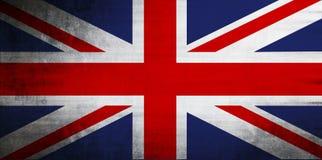 Bandera de unión Imagen de archivo
