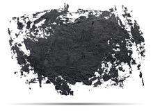 Bandera del chapoteo del Grunge stock de ilustración