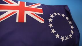 Bandera del cocinero Islands - South Pacific libre illustration