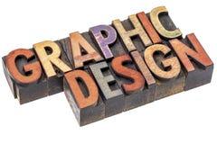 Bandera del diseño gráfico en el tipo de madera imagenes de archivo