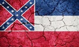 Bandera del estado de Mississippi libre illustration