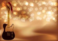 Bandera del fondo del Año Nuevo Foto de archivo libre de regalías