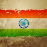 Bandera del indio del estilo del Grunge libre illustration