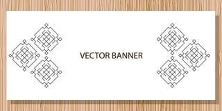 Bandera del Web Imagen de archivo