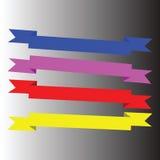 Bandera doblada libre illustration