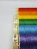 Bandera gay Foto de archivo