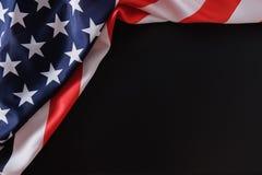 Bandera los E.E.U.U. americanos nosotros patriota, monumento imágenes de archivo libres de regalías