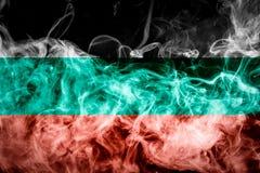 Bandera nacional de Bulgaria Fotos de archivo libres de regalías