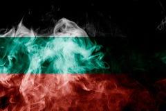 Bandera nacional de Bulgaria Fotografía de archivo libre de regalías
