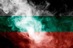 Bandera nacional de Bulgaria Foto de archivo libre de regalías