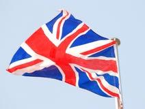 Bandera nacional inglesa Fotos de archivo