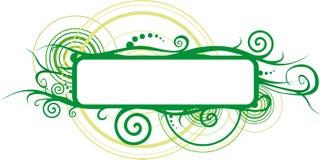 Bandera (vector) Imagen de archivo libre de regalías