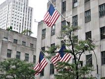 Banderas Fotos de archivo