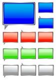 Banderas ilustración del vector